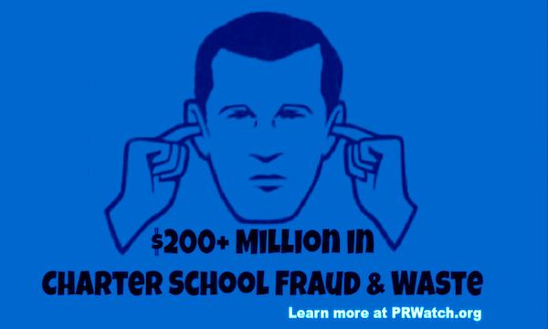 Charter school fraud