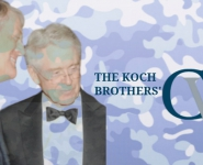 House Republicans Get Secret Briefing from Koch Veterans Group