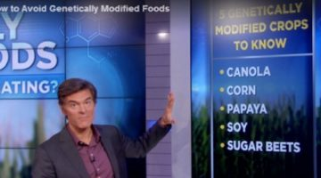 Kochs, Corps, and Monsanto Trade Group Have Bankrolled Group Attacking Dr. Oz