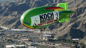 One of the Koch Family-Controlled Foundations Has Quietly Folded