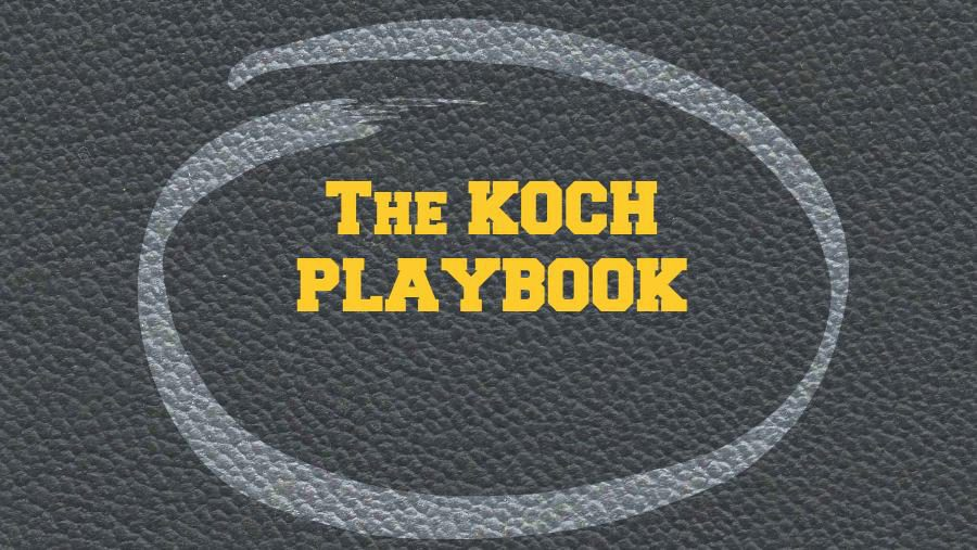 The Koch Playbook