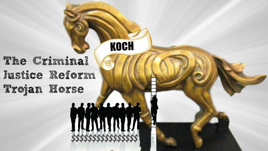 Koch Trojan Horse
