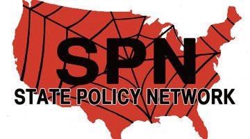 SPN red map spiderweb