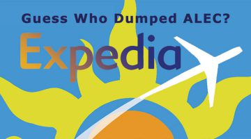 Expedia Latest to Exit ALEC