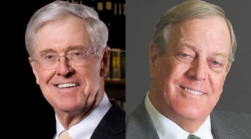 Koch Demands Corporate Welfare From One of America's Poorest Cities