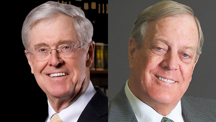 Koch Document Reveals Laundry List of Policy Victories Extracted from the Trump Administration