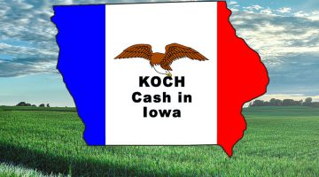 Koch Cash Working to Flip the Senate in Iowa