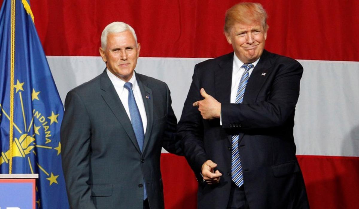 Tough Trade Talk Fades asTrump andPence Toe the Koch Line