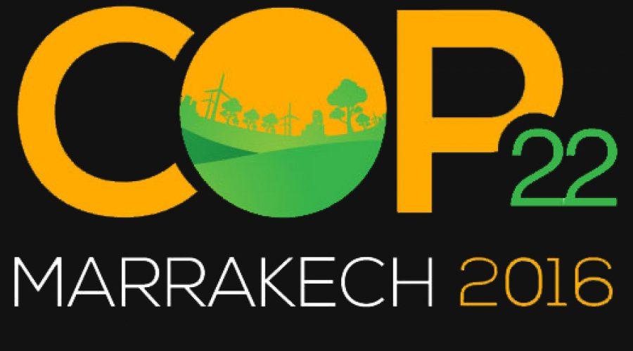 COP 22 - Marrakech 2016