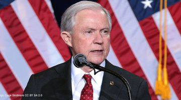 Jeff Sessions and Trump's White House Swamp