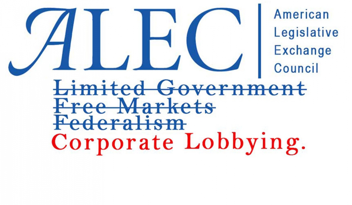 Groups Call on ALEC's Corporate Funders to Cut Ties Over Its Coronavirus Lobbying Efforts
