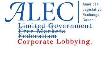 ALEC Pay to Play on Display in Washington, DC
