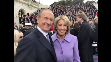 "Betsy DeVos and ""Biblical Capitalism:"" Transcript of Interview at The Gathering 2001"