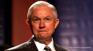 """When It Comes to Jeff Sessions, D.C. Stands for """"Dodge City"""""""