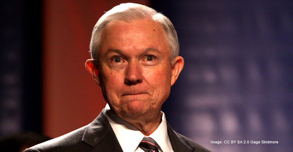 """Where is the """"Justice"""" in Sessions' DOJ?"""