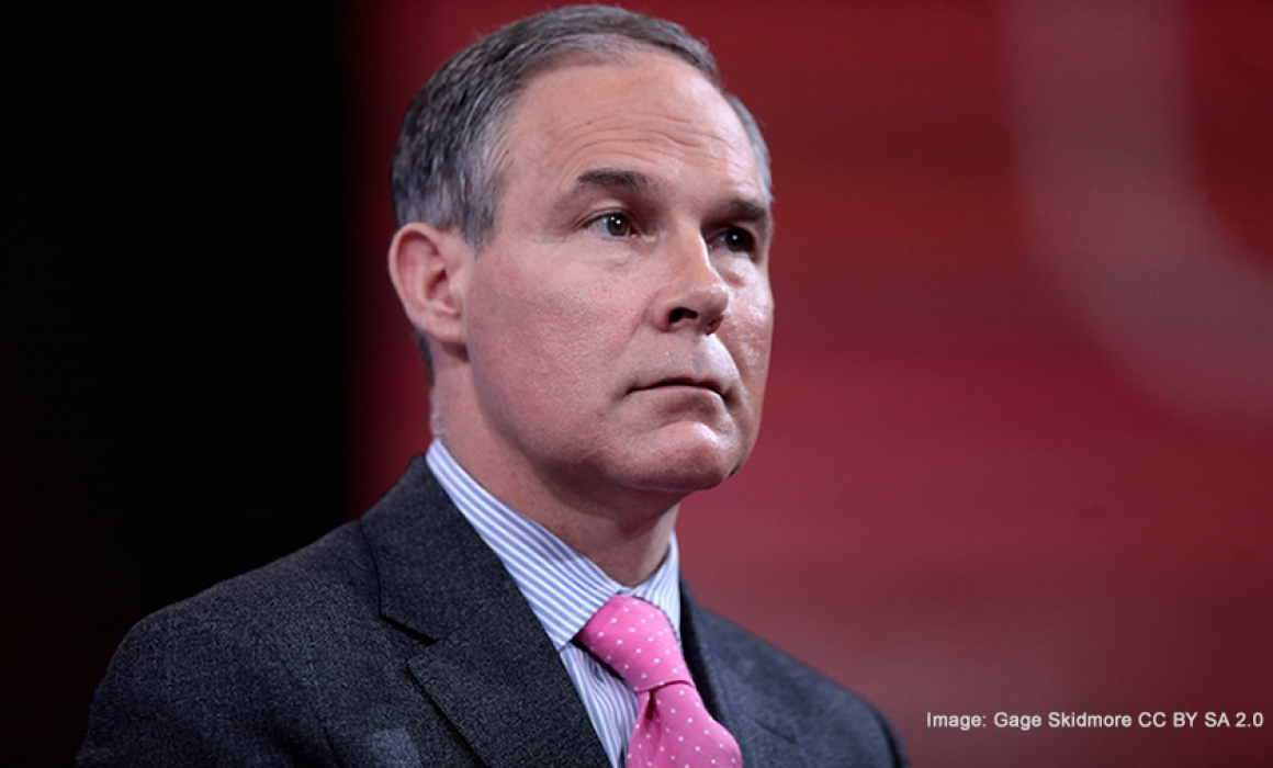 """Scott Pruitt Has Spent a Total of $4.6 Million on Security, New Disclosures Show — Including $1,500 on """"Tactical Pants"""""""