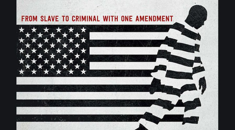 From Slave to Criminal in One Amendment