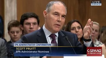 SCOTT PRUITT WITHHOLDS THOUSANDS OF EMAILS LIKELY CONCEALING TIES TO FOSSIL FUEL CORPORATIONS