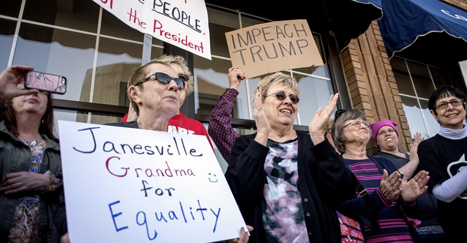 GOP Lawmakers Duck Town Halls, But Still Make Time to Meet with Campaign Donors