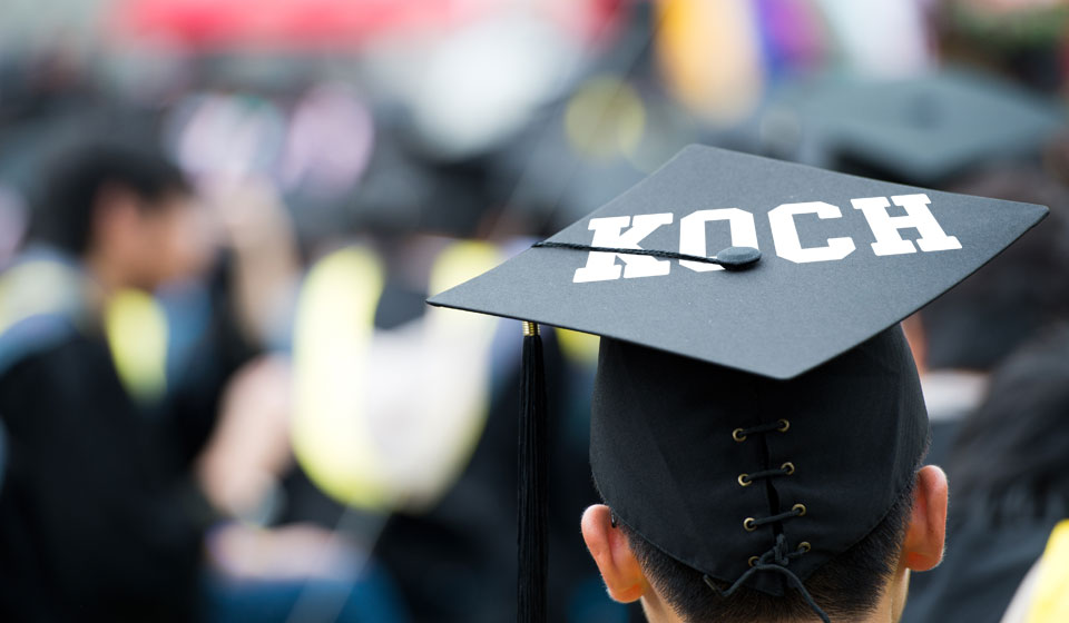 Charles Koch Ramps Up Higher Ed Funding to Fuel 'Talent Pipeline'