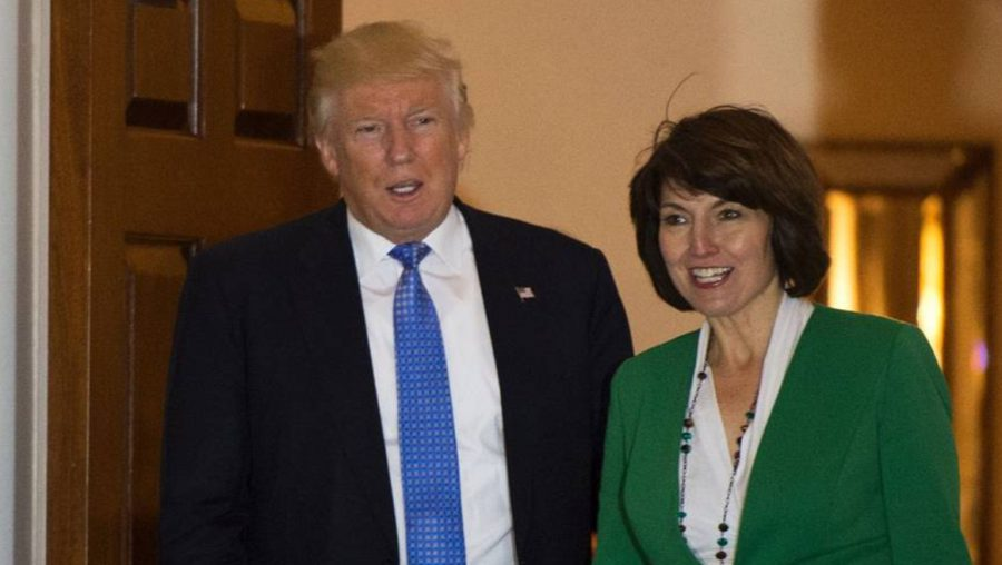 Rep. McMorris Rodgers and Trump