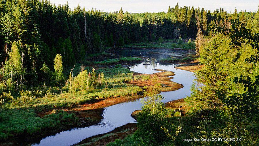 Ness Creek, Saskatchewan
