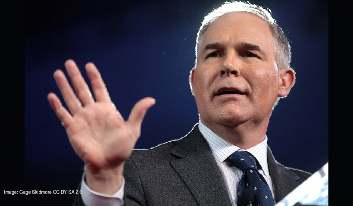 Carper, Whitehouse Sound Alarm About Unreleased Communications Between Pruitt and Special Interests