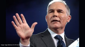 Pruitt Emails Reveal Communications with ALEC and Koch Groups