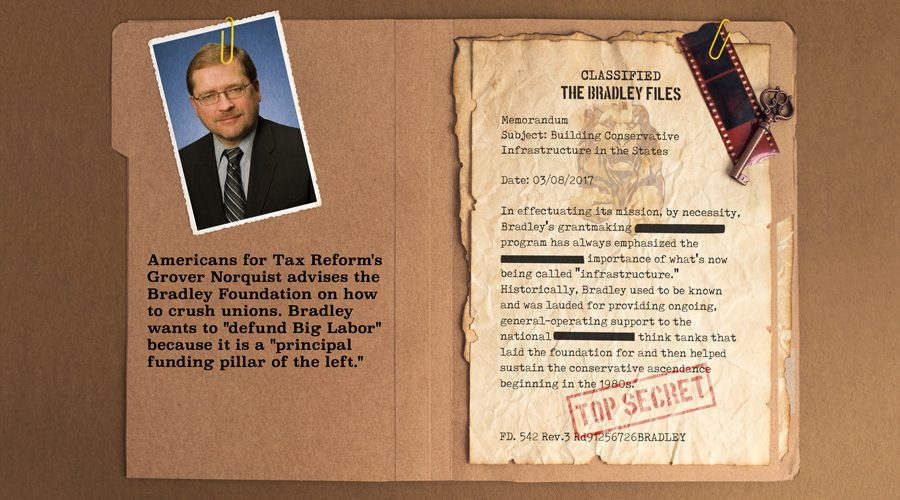 The Bradley Files - Grover Norquist