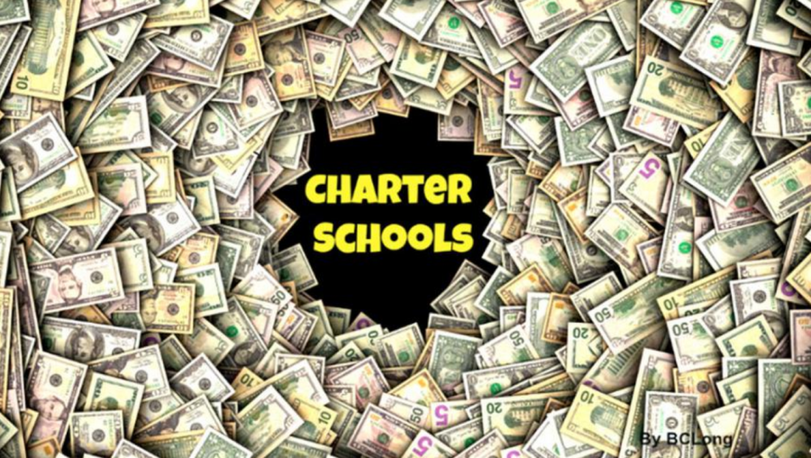 Money surrounding charter schools