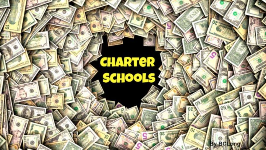 Money surrounding charter schools