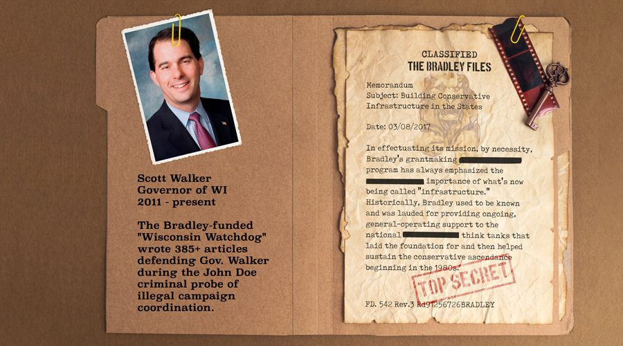 The Bradley Files - Scott Walker