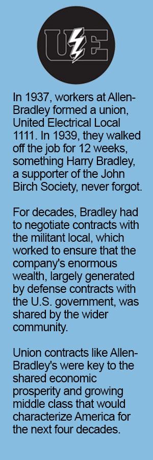 UE-Bradley Sidebar