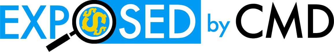 EXPOSEDbyCMD Main Logo (Mobile)