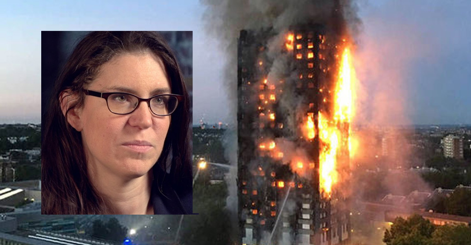 Koch-Trained Pundit Says London Fire Isn't Government's Problem. Tell It to the Victims.
