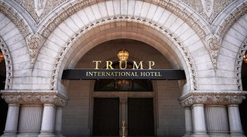 This Group Helps Lobbyists Influence Public Officials. The Trump Hotel Is Hosting Its 2018 Gala.