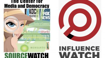 'Influence Watch' Website Launched: Berman, ALEC, Heartland Copy CMD's Sourcewatch.org Site
