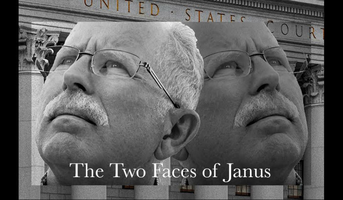 The Two Faces of Janus: The Billionaires Behind the Supreme Court Case Poised to Dismantle Public Sector Unions