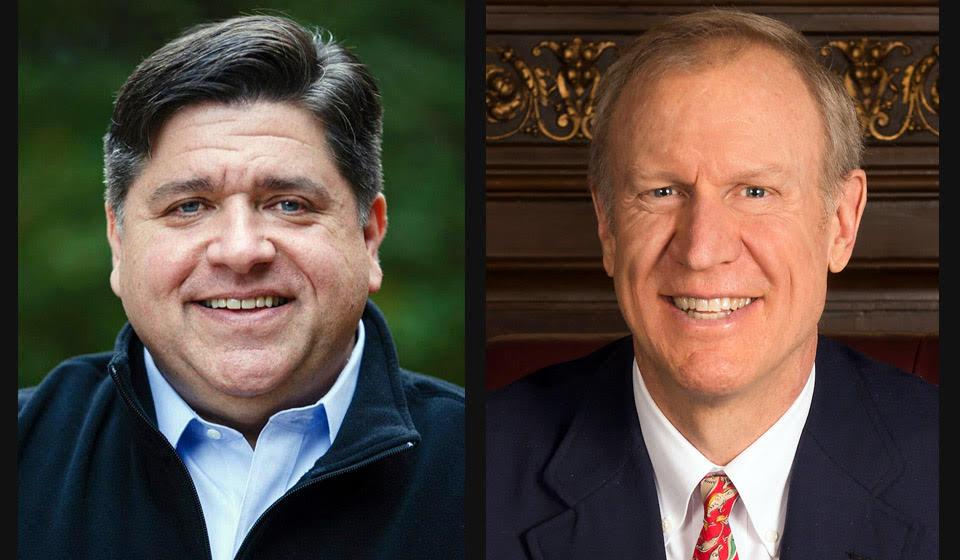 Billionaire vs. Billionaire: Illinois Governors Race Breaking All State Campaign Finance Records
