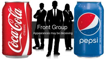 Coke, Pepsi, appearances may be deceiving.