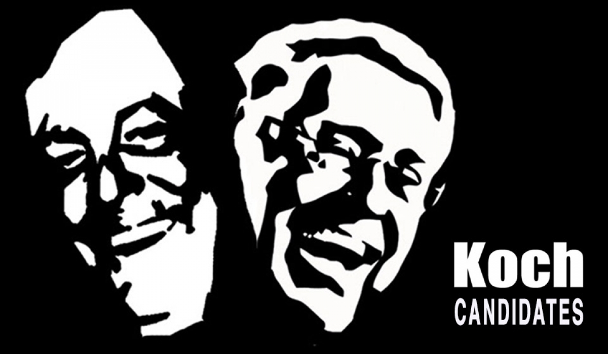 Who are the 2018 Koch Candidates?