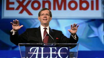 Is ALEC Too Extreme for Exxon? Long-Term ALEC Board Member Dumps ALEC over Climate Denial Policy