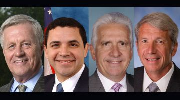 KochPAC Rarely Gives Money to U.S. House Democrats…Except to These Four