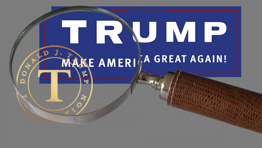 Trump Foundation and Campaign magnified