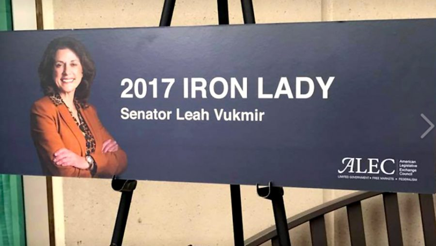 2017 Iron Lady ALEC Leah Vukmir