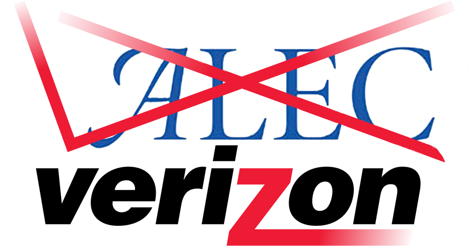 exposedbycmd.org - David Armiak - Verizon Dumps ALEC, Denounces Speaker as Racist