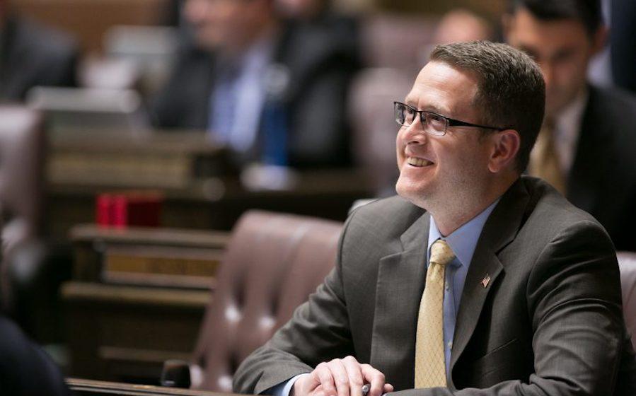 ALEC's Washington State Chair, Rep. Matt Shea, Referred to FBI for Circulating Holy War Manual