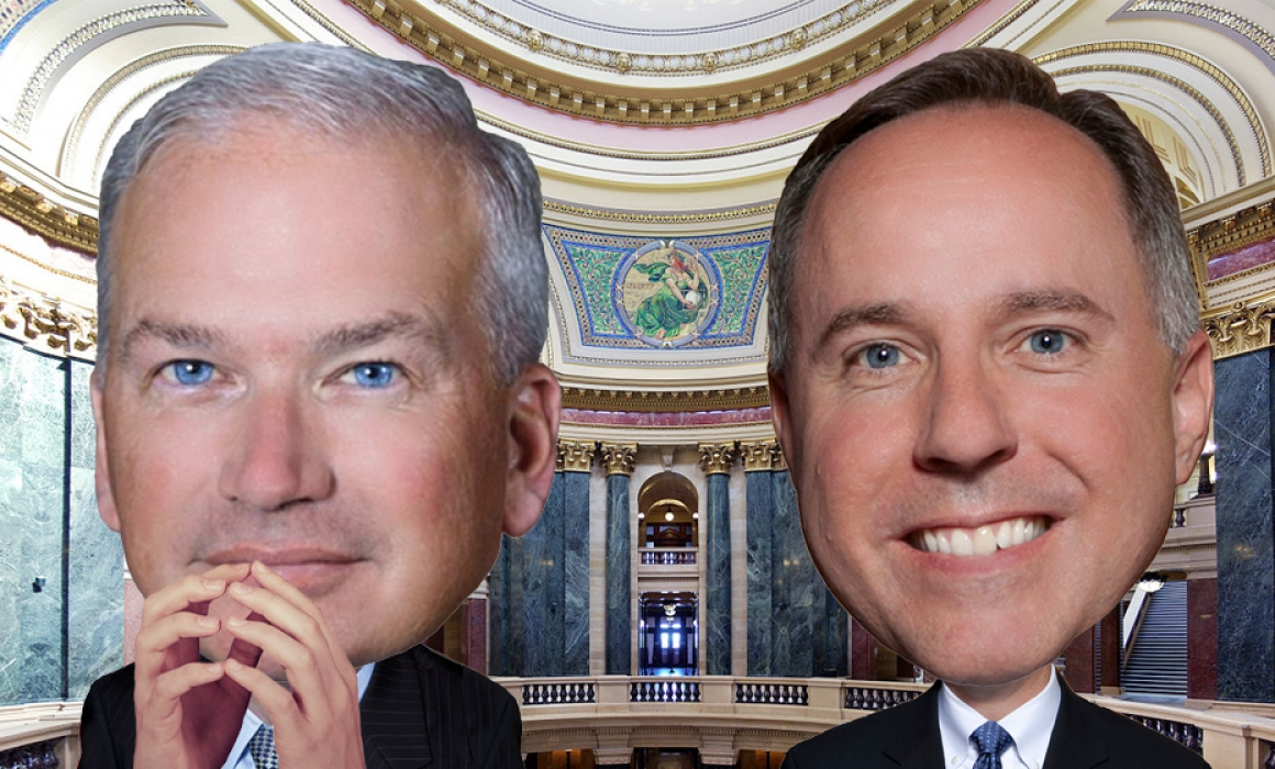 After Bright Blue Wave, Wisconsin's Gerrymandered Legislature Already Up to Dirty Tricks