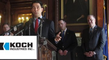 Schimel, Walker Went to Bat for Koch Brothers in Fight for Donor Secrecy