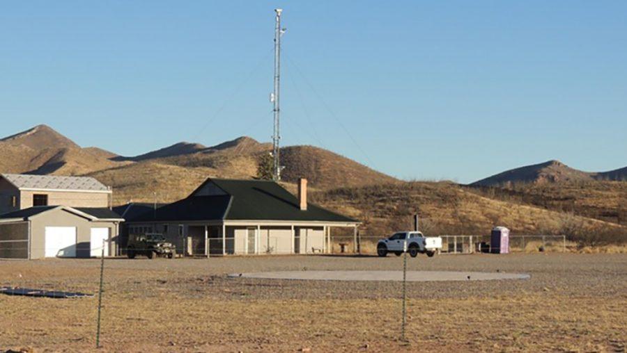 Howard Buffett's Christiansen Ranch